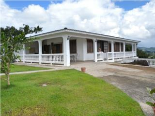 For Sale Top Mountain Country House Cayey/Cid