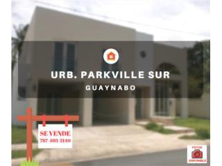 PARKVILLE SUR -INCREIBLE- REPO GANGA FHA 100%