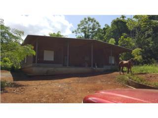 Casa de campo con 1,576 mtrs