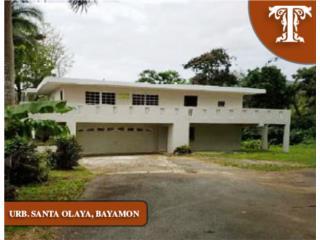 SANTA OLAYA, BAYAMON -REPO GANGA- HUD/FHA