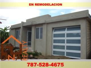 SIERRA BAYAMON /EN REMODELACION $134,700
