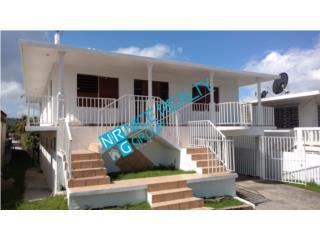 Casa multifamiliar en Juncos, $90K