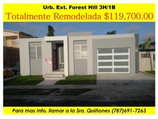 Ext. Forest Hill, OPCIONADA !!
