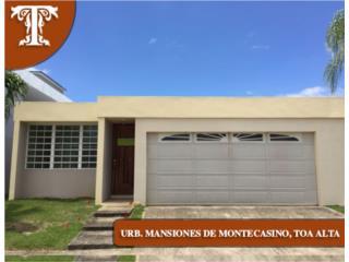 MANSIONES DE MONTECASINO -TOA ALTA- HUD/FHA