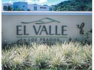 El Valle en Los Prados, 4/3, 400mc