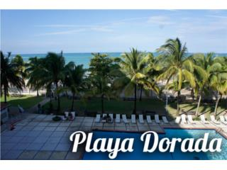 Playa Dorada  2h. 1b  acceso a la Playa
