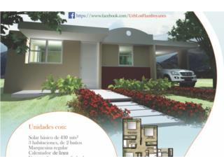 Proyectos nuevos, Hermosas casas desde $105k