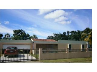 Casa, Urb. Santa Barbara,4/2, $130,000