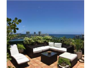 Miramar: Cond. Lakeshore PH with Open Terrace