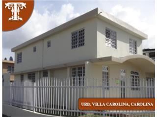 VILLA CAROLINA -3 UNIDADES-GANGA ESPECTACULAR