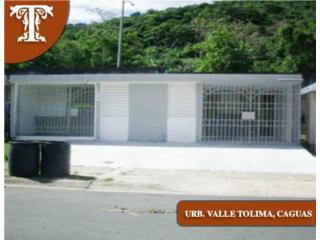 VALLE TOLIMA, CAGUAS - REPO HUD/FHA 100%