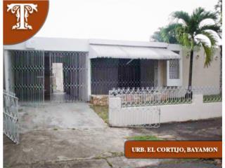 EL CORTIJO, BAYAMON - REPO GANGA, FHA 100%