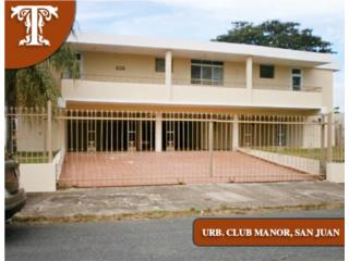CLUB MANOR, SAN JUAN - GANGA HUD - 100% FHA