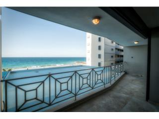 Totally Remodeled-Oceanfront-Balcony