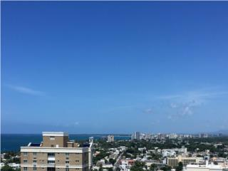 Stunning, Gorgeous, Ocean Views of Condado