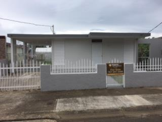 REMODELADA Ceiba x $59k Casa 3/1