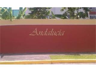 COND ANDALUCIA, COMPLEJO RESIDENCIALTRANQUILO