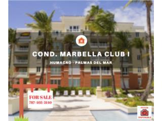 MARBELLA CLUB I, PALMAS DEL MAR - LIQUIDACION