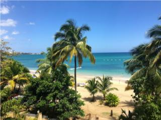 Remodeled Ocean Front Apartment Isla Verde
