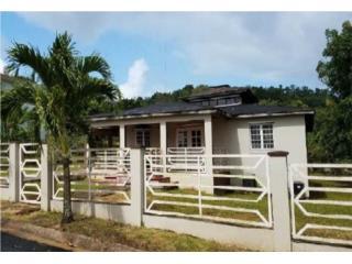 Casa de 4 Habitaciones, 2 Baños, Toa Alta