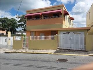 Casa con seis apartamentos pueblo de Yabucoa