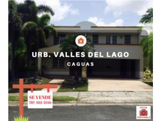 URB. VALLES DEL LAGO, CAGUAS  - LIQUIDACION