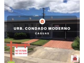 URB.CONDADO MODERNO, CAGUAS - LIQUIDACION