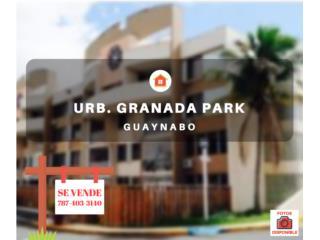 COND. GRANADA PARK - UNIDADES FHA DISPONIBLE