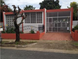 TREMENDA CASA TERRERA 3/1 GUAYNABO SOLO $119K