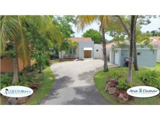 Superb 3 Bedroom Golfer in Dorado Beach East