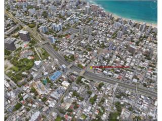 For Sale Prime LOT in Condado Sector, San Jua