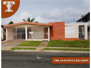 URB. SANS SOUCI -BAYAMON- REPO/HUD FHA 100%