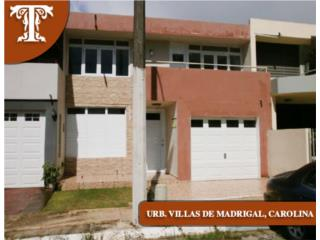 VILLAS DEL MADRIGAL-REPO HERMOSO 3H/2B- GANGA