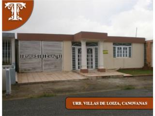 VILLAS DE LOIZA, CANOVANAS -REPO GANGA- HUD