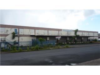 Súper Almacén Industrial Liviano 144,000 S/F
