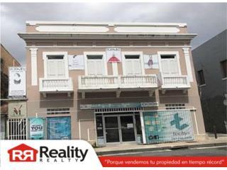 Edificio Comercial Ave. Ponce de Leon