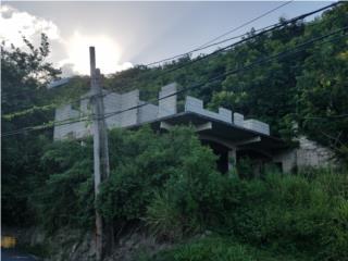 Solar con estructura, Parc Martínez, Humacao