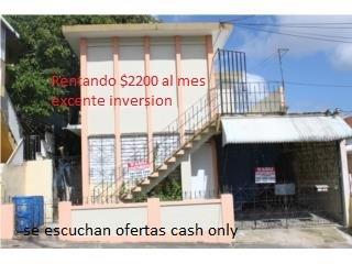 casa para inversion rentando 2,200 al mes