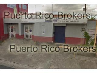 **Local comercial 2,133 p/c @ Santa Rosa**
