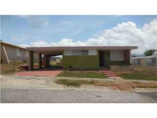 Casa, Urb. Alturas de Yauco, 3H,1B, 81K