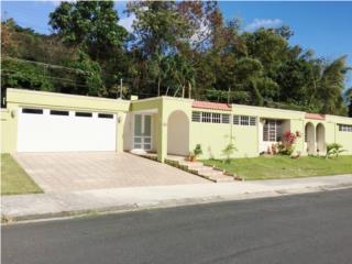 Sector exclusivo de Urb. El Retiro en Caguas