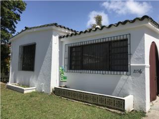 San Juan House two blocks from the beach
