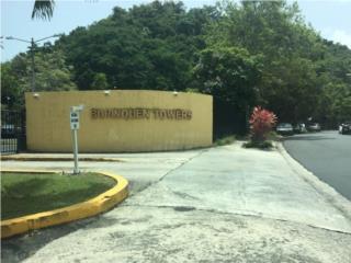 En condominio Borinquen Towers en San Juan PR