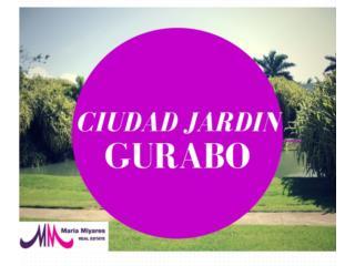 OPORTUNIDADES EN CIUDAD JARDIN DE GURABO
