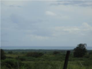 Vista al mar, pozo de agua
