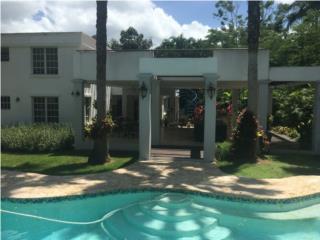 VALLES DEL LAGO/Caguas 4h/3b piscina, terraza