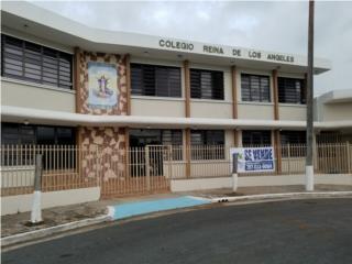 Colegio Reina de Los Ángeles C Frontera M19