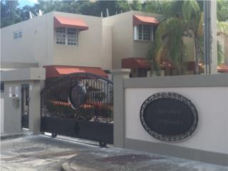 3H/2.5B GUAYAMA TOWN HOUSES; CONTROL D ACCESO