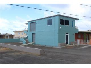 Edificio Com dos niveles Bo. Bejucos, Isabela