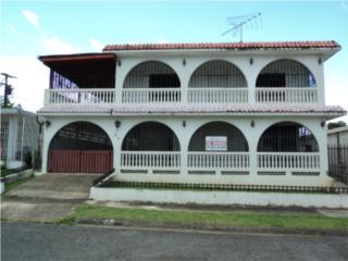 Casa 2 Pisos, 2 Unidades, Sta. Rosa, Bayamon